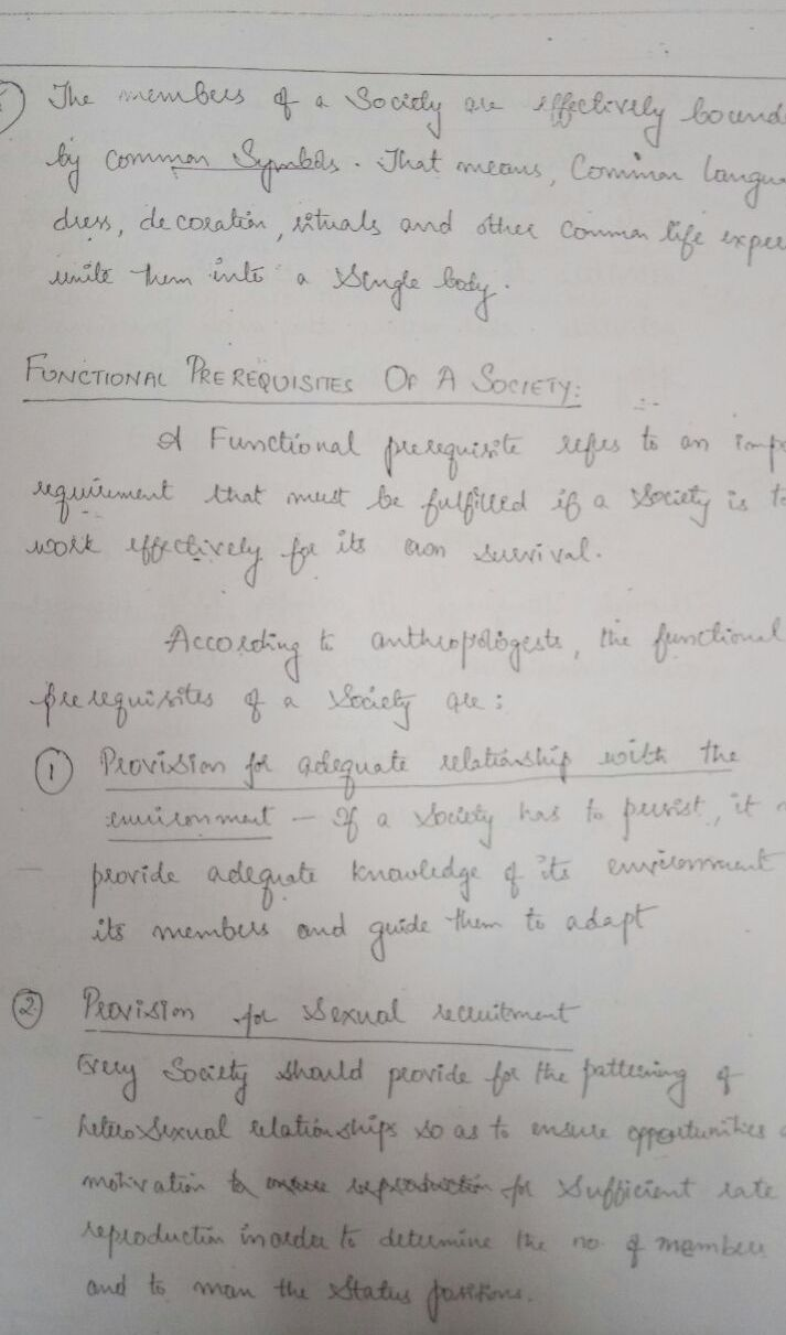 anthropology-by-munirathnam-reddy-class-notes