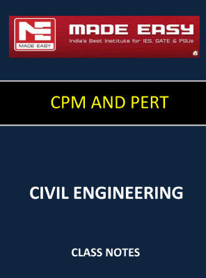 CPM PERT MADE EASY CLASS NOTES