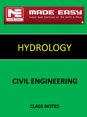 HYDROLOGY MADE EASY CLASS NOTES