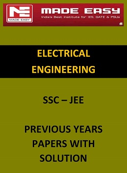 electrical-engineering-ssc-jee-previous-years-question-paper-with-solution