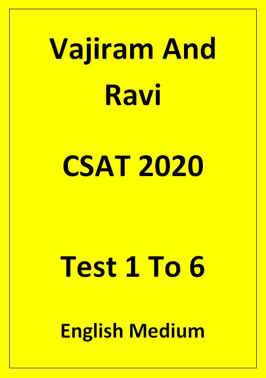 vajiram-and-ravi-csat-prelims-test-1-to-6-english-medium