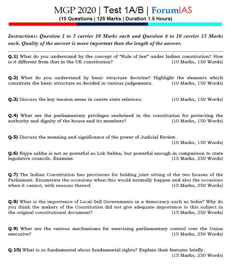 forum-ias-mains-mgp-test-2020-1-to-21-english-medium