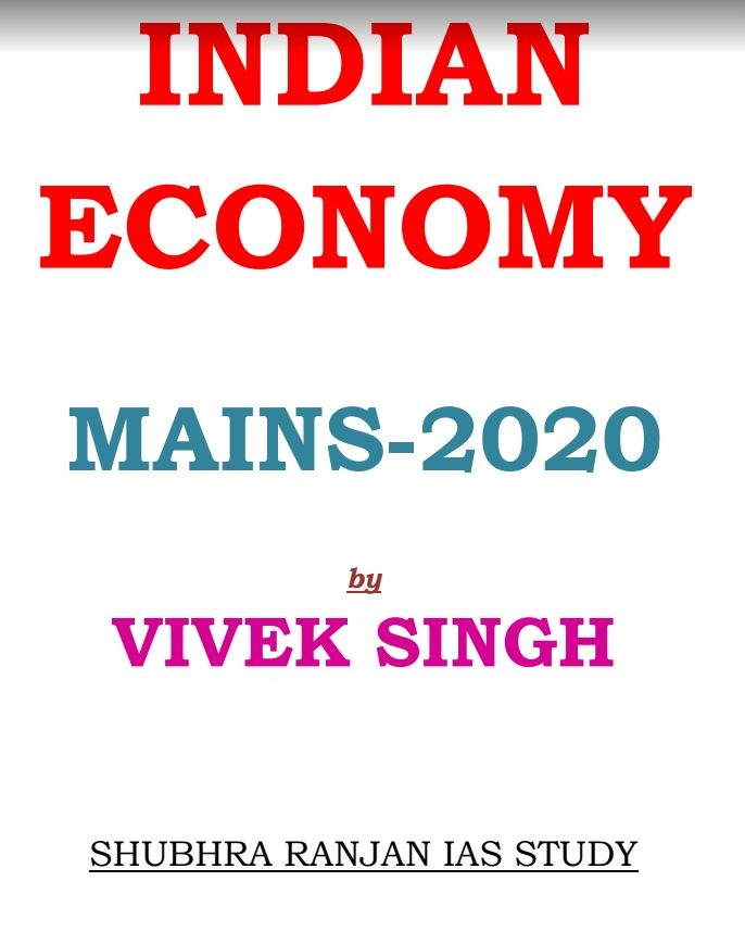 indian-economy-by-vivek-singh-mains-2020-english-printed-notes