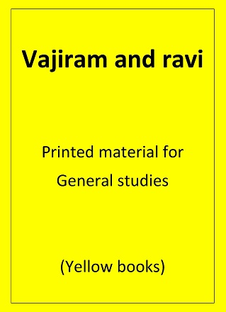 general-studies-printed-notes-vajiram-and-ravi