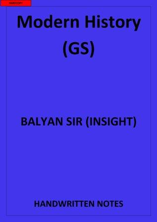 modern-history-gs-by-balyan-sir