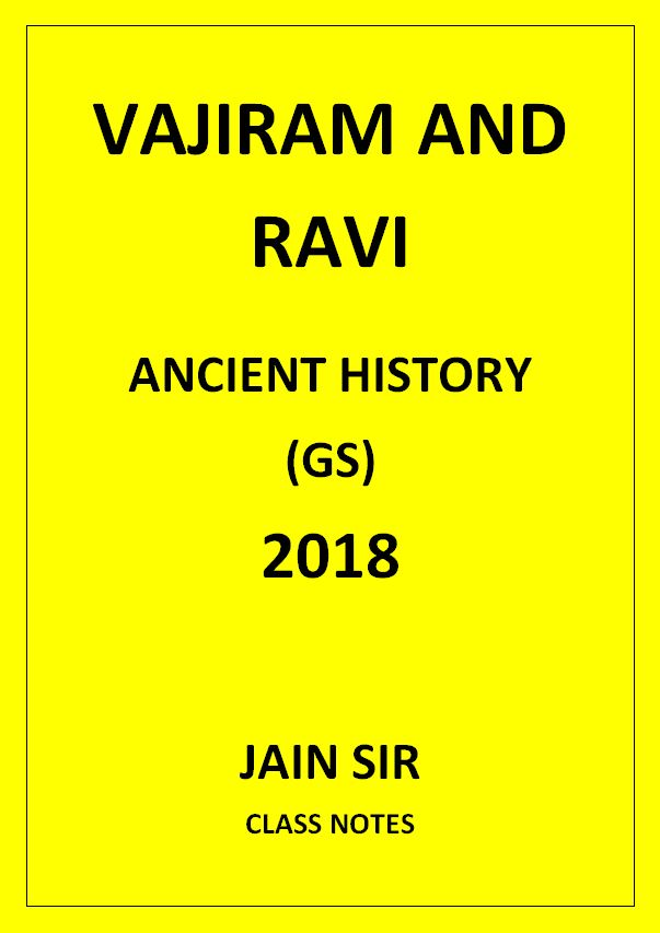 ancient-history-jain-sir-vajiram-and-ravi-class-notes