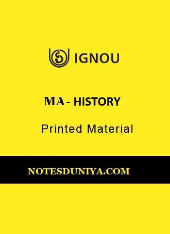 ignou-ma-history-printed-material